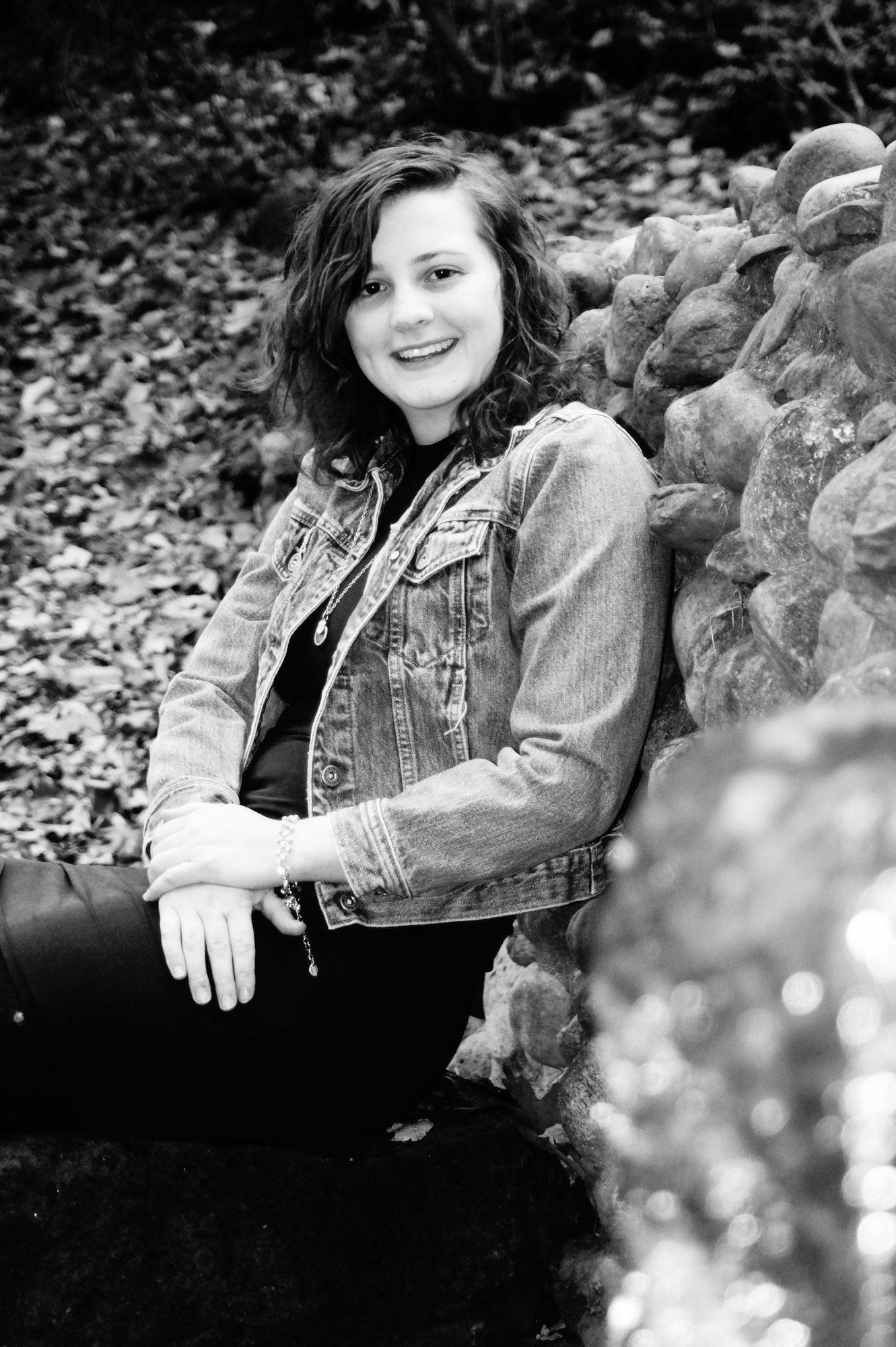 Photograph of Violet Hutchison Goldinger