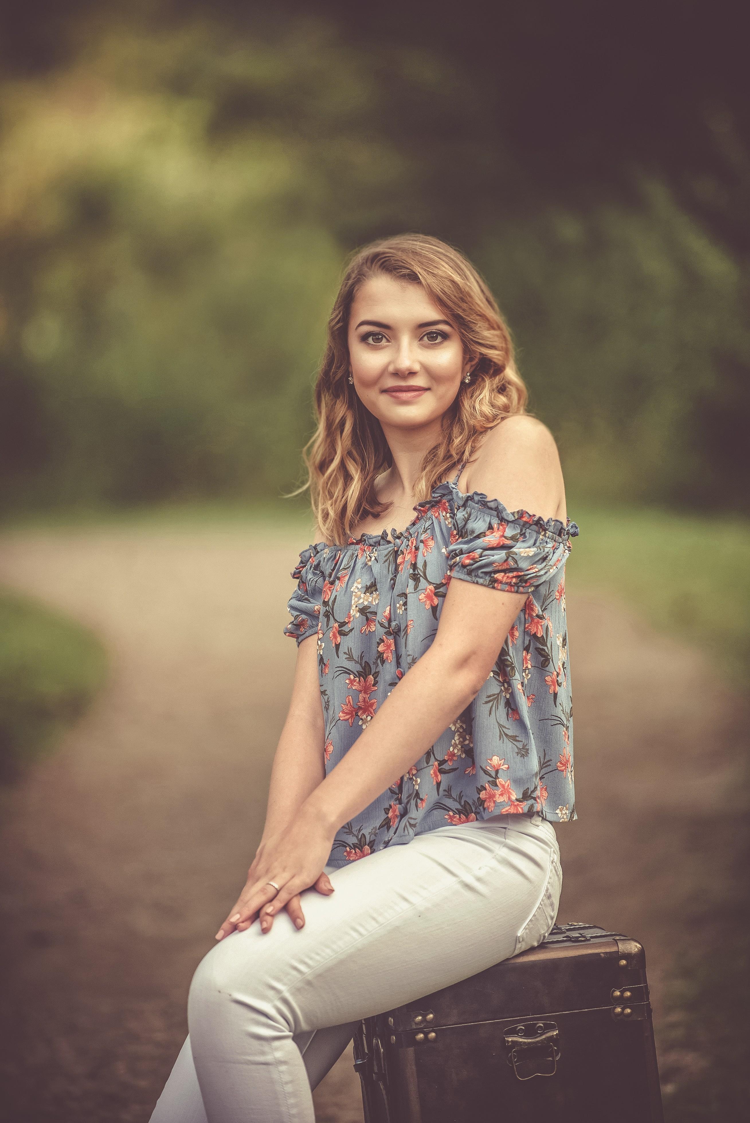 Photograph of Sophia Rores