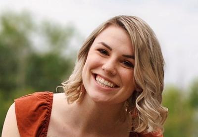 Photograph of Sarah Morrison