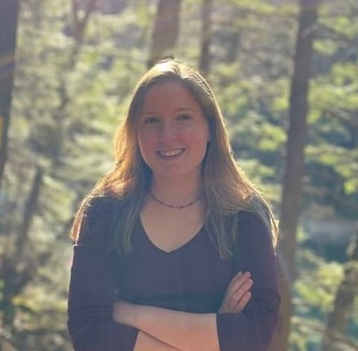 Photograph of Maura Haskins
