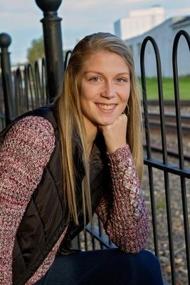 Photograph of Marissa Brown