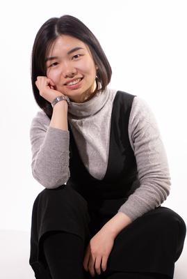 Photograph of Peiyu Liu