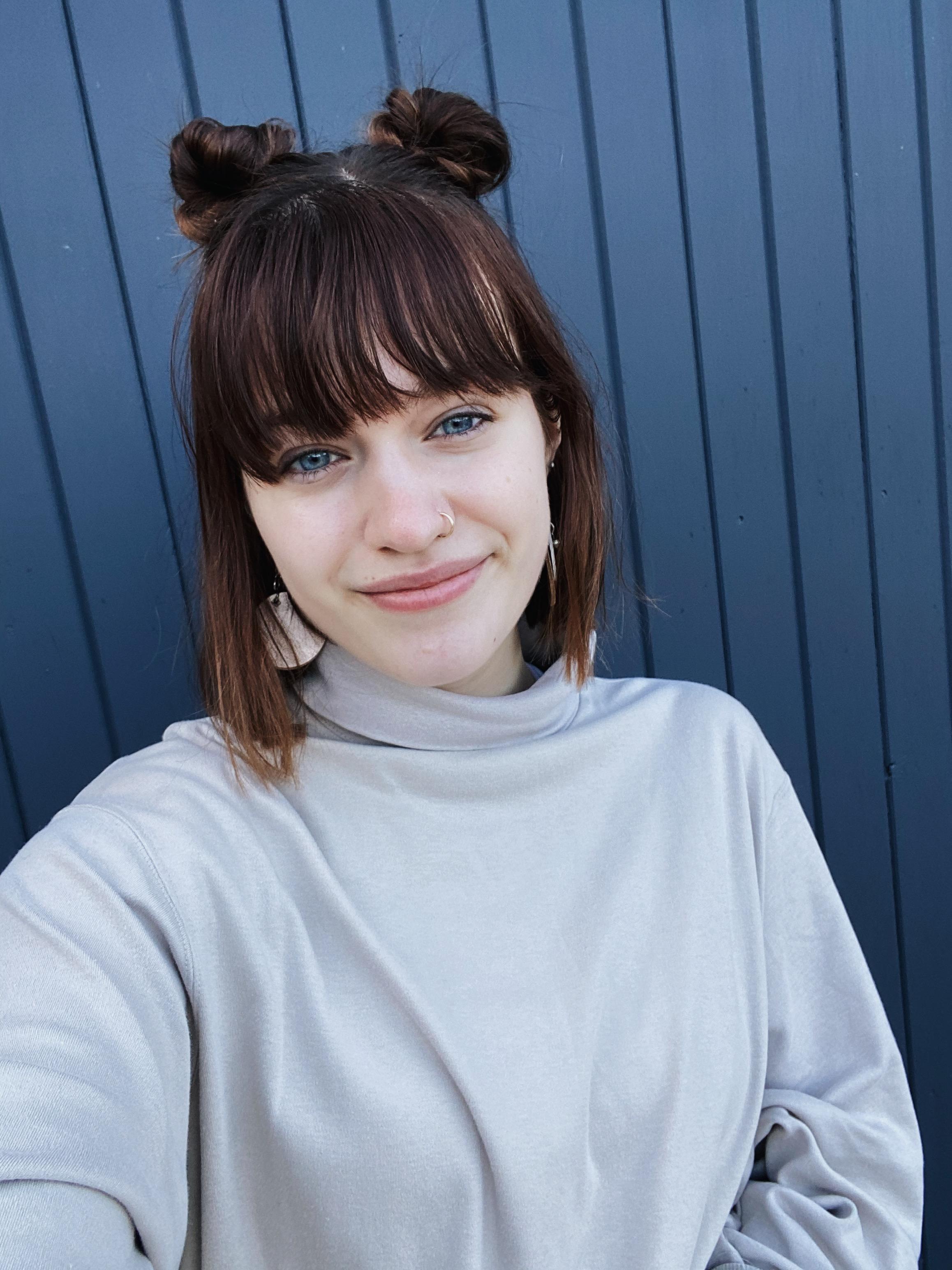 Photograph of Kristen  Kubek
