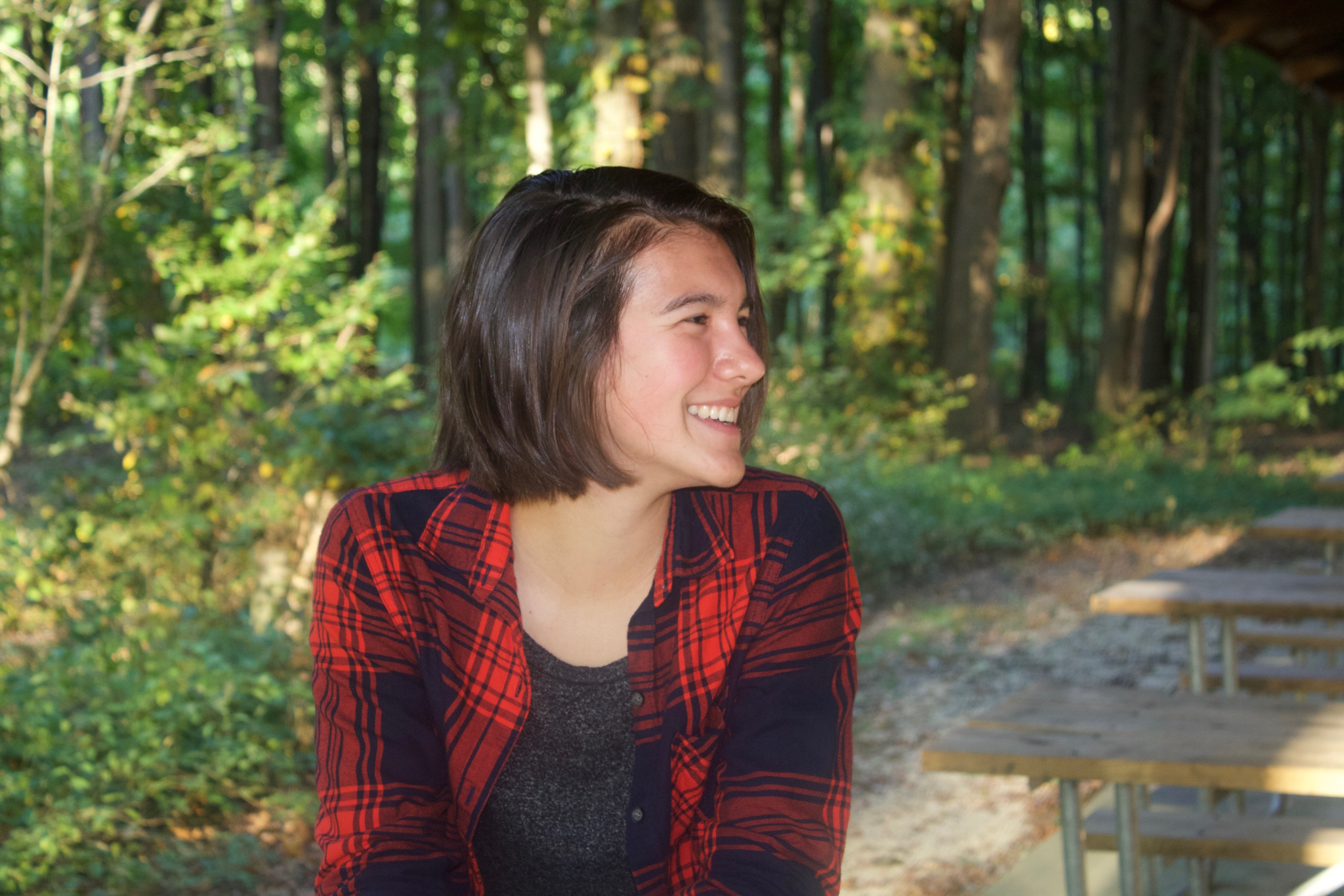Photograph of Annika Dudik