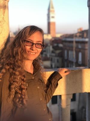 Photograph of Rachel Booth