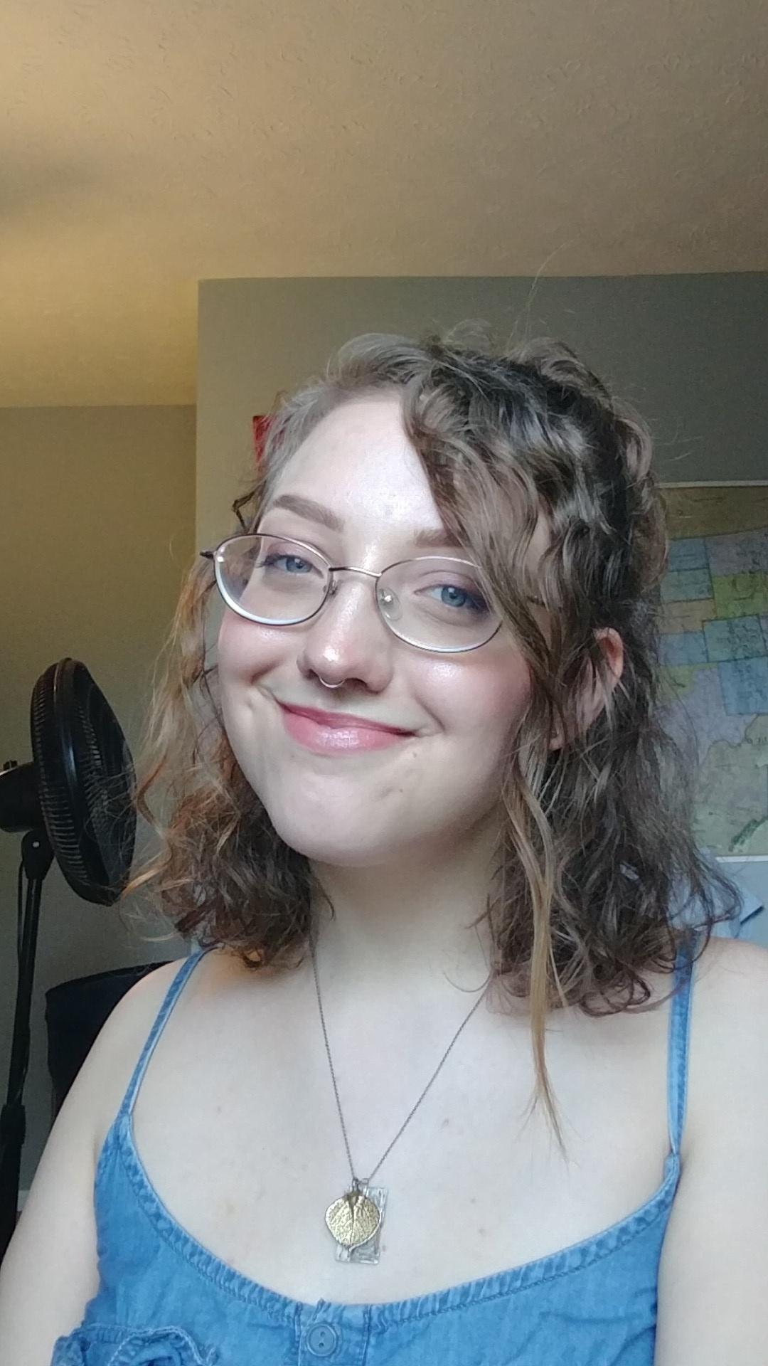 Photograph of Julie Graffice