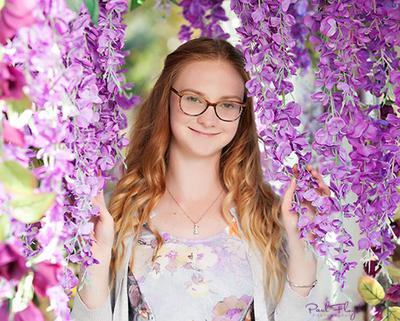 Photograph of Erin Hawkins